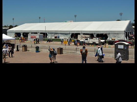 Economy Hall Tent