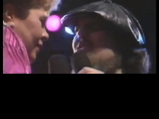 Etta James and Dr John, still from video