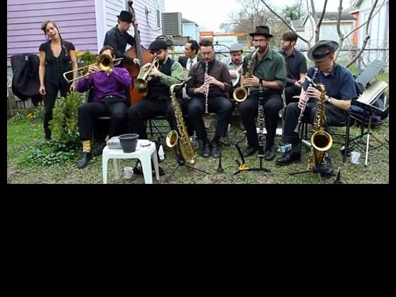 Smoking Time Jazz Club