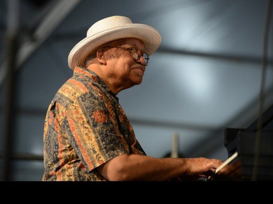 Ellis Marsalis [Photo by Leon Morris]