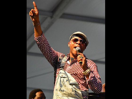 Davell Crawford at Jazz Fet 2015 [Photo by Kichea S. Burt]