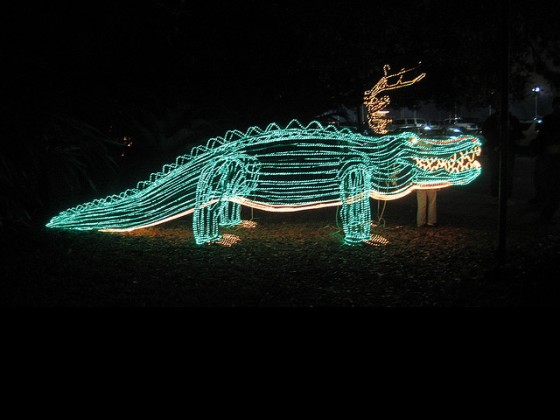 Antlergator photo at Celebration in the Oaks by Infrogmation [http://flickr.com/infrogmation]