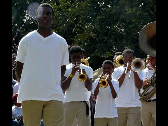 Fannie C Williams Charter School  at Class Got Brass 2014 [Photo by Catherine King/C8King Photography]