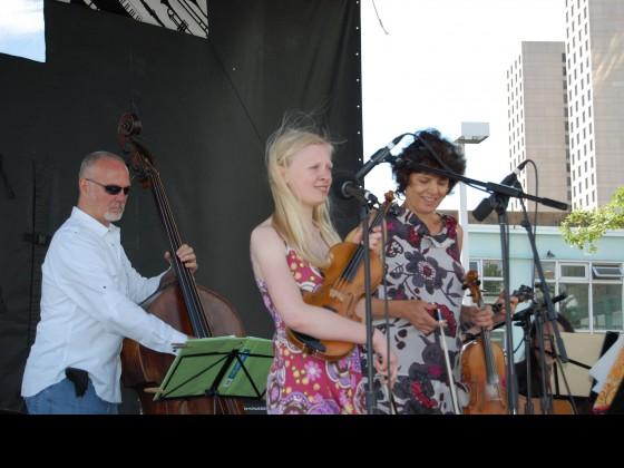Jesse Boyd, Ayla Miller and Neti Vann
