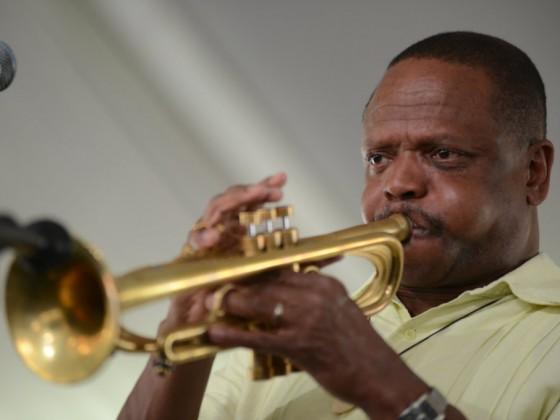 Leroy Jones [Photo by Leon Morris]