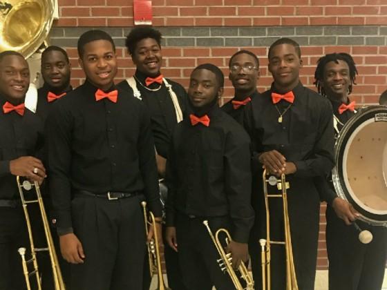 McDonogh 35 Brass Band