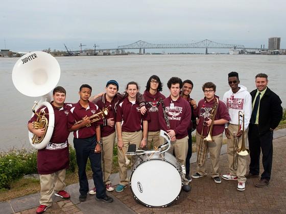 Chalmette High School Band