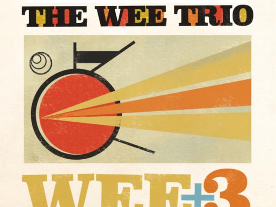 Wee + 3 album cover