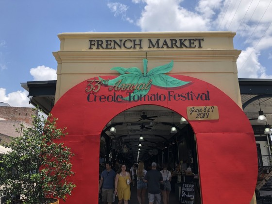 Creole Tomato Fest 2019 [Photo by Carrie Booher]