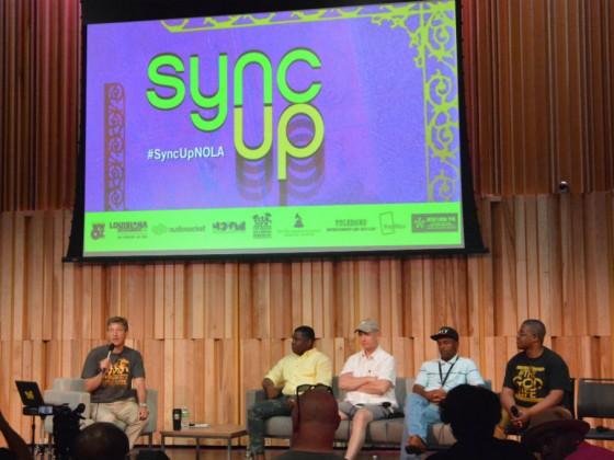 Sync Up [Photo by Kichea S. Burt]