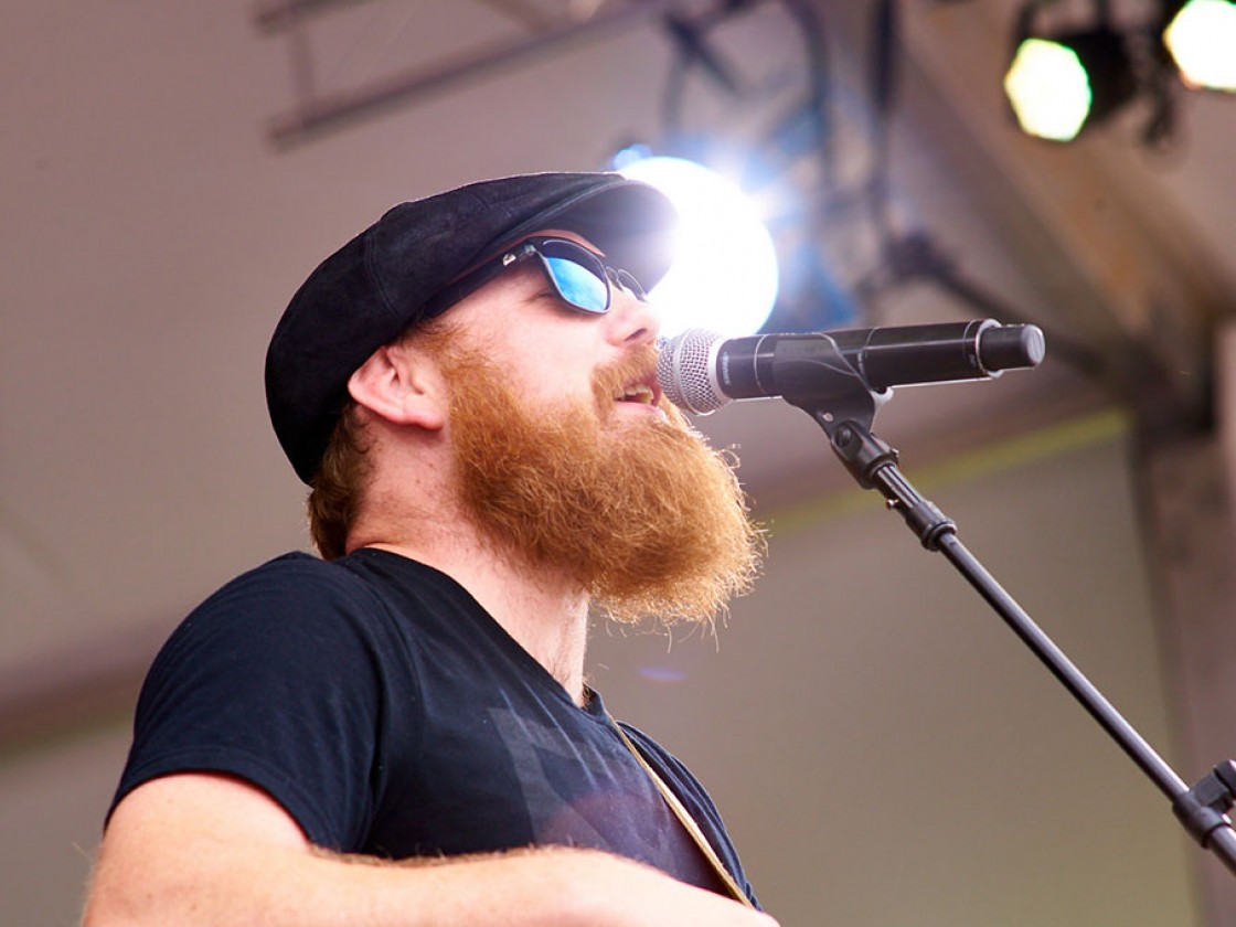 Marc Broussard [Photo by Eli Mergel]