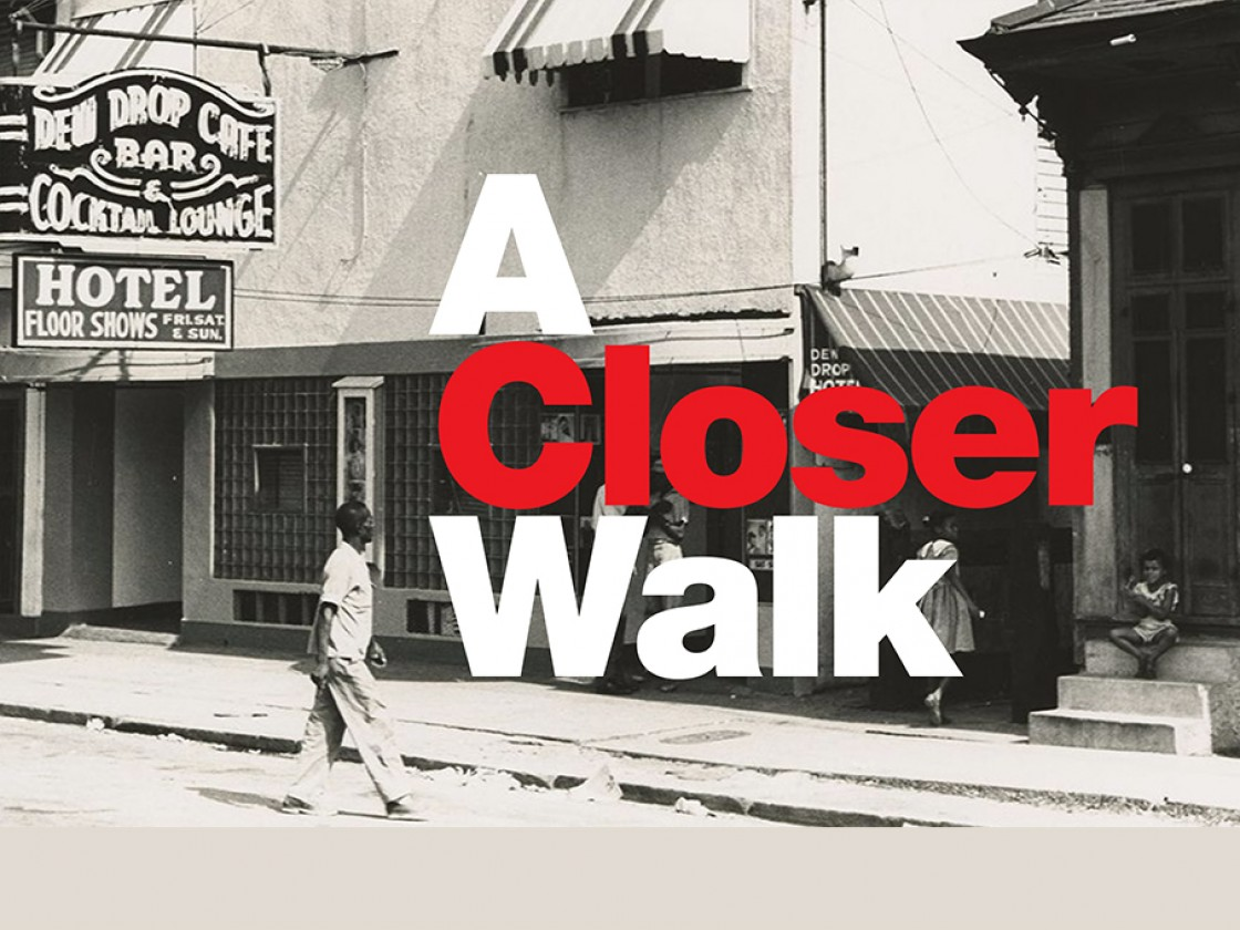 A Closer Walk logo
