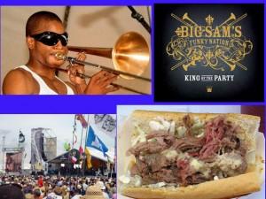 Trombone Shorty, Big Sams Funky Nation