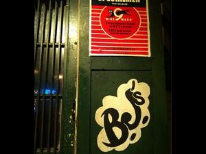 BJ's Lounge. Photo by Melanie Merz.