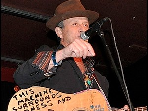 Photo of Paul Sanchez by David Stafford.