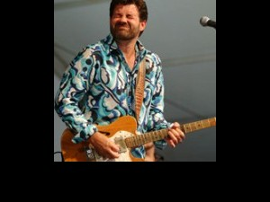 Tab Benoit at Jazz Fest. Photo by Leon Morris.