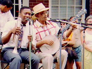 Kermit Ruffins and Danny Barker