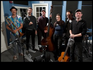 The Smoking Time Jazz Club live at WWOZ in 2013