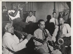 Jelly Roll Morton's New Orleans Jazzmen, RCA session, September 14, 1939 [Charle