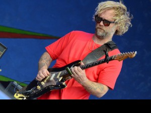 Anders Osborne at Jazz Fest 2013 [Photo by Hunter King]