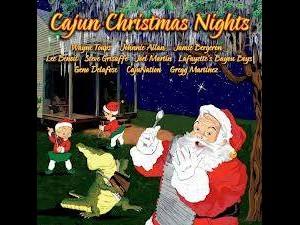 Cajun Christmas Nights CD was released in October, 2012