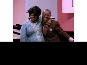 Mahalia Jackson & Louis Armstrong