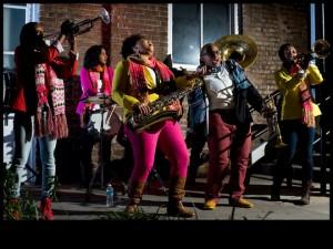 Original Pinettes Brass Band