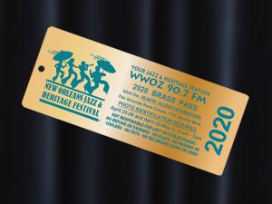 Brass Pass 2020