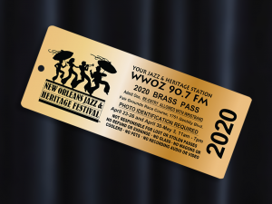 Brass Pass - This is How We Do Jazz Fest | WWOZ New Orleans