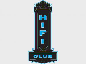 Hi-Fi Club logo