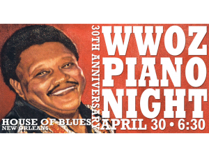 Fats Piano Night