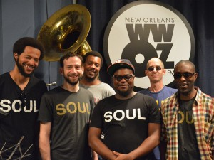 Soul Brass Band [Photo by Kichea S. Burt]