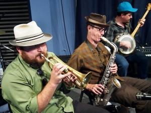 Smoking Time Jazz Club [Photo by Bill Sasser]