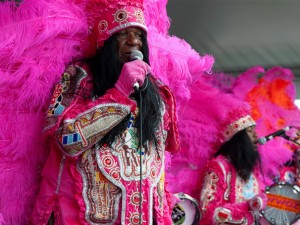 Big Chief Monk Boudreaux [Photo by Ryan Hodgson-Rigsbee]