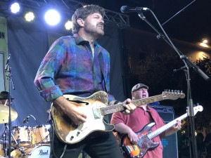 Tab Benoit [Photo by Carrie Booher]