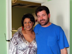 Carmen Conner Post and Tab Benoit