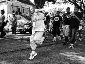 906x680 'Treme 200 Second Line, 2010' [Photo by Jerry Moran]