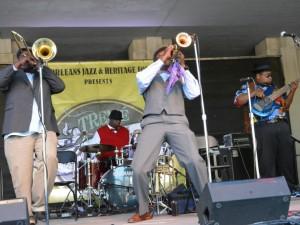 Treme Creole Gumbo Fest [Photo by Kichea S. Burt]