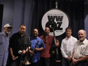 Joint Chiefs of Jazz [Photo by Leona Strassberg Steiner]