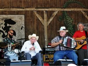 Jambalaya Cajun Band with D.L. Menard