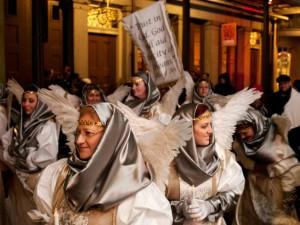 Joan of Arc, Twelfth Night 2015
