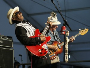 Litlte Freddie King [Photo by Bill Sasser]