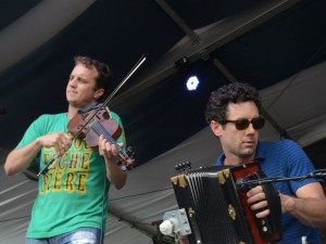 Lost Bayou Ramblers [Photo by Hunter King]