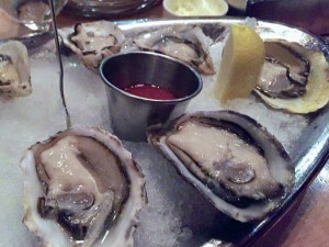 Oysters [Photo by Flickr user ehpien]