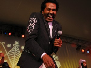 Bobby Rush [Photo by Catherine King]