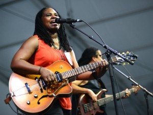 Ruthie Foster [Photo by Leon Morris]