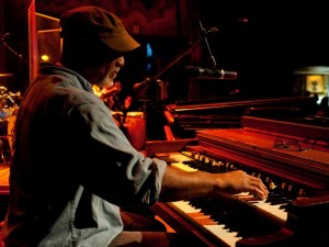 Ike Stubblefield at WWOZ Piano Night 2013 [Photo by Ryan Hodgson-Rigsbee]