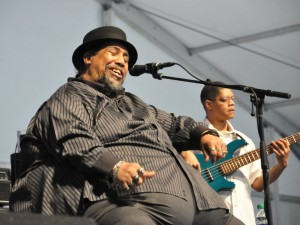 Big Al Carson [Photo by Kichea S. Burt]
