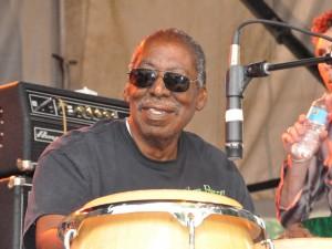 Alfred Uganda Roberts at Crescent City Blues & BBQ Fest 2013 [Photo by Kichea S. Burt]