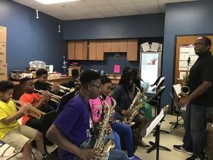 The Ellis Marsalis Center for Music Jazz Band | WWOZ New